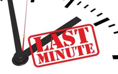Last minute akció – 50000 Ft/apartman